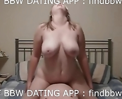 Step-sister gives her step-brother the ride be required of his life - BBW, chubby - Pumhot.com