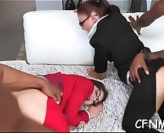 Naughty expensive fucked hard