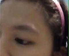 Indonesian girl bath on webcam fidelity 2