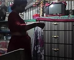 My suckle dress change Full-HD