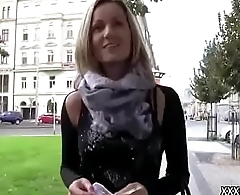 Public Fuck - Tourist Seduces Teen European To Fuck For Money 26
