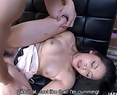 Sucking a dick gear up getting fucked in her soaking wet cunt