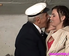 Daddy Fucks Daughter #1