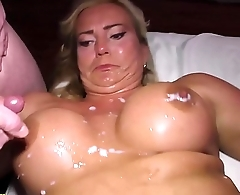 big knocker flexible Milfs first gangbang