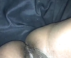 Moonless Solo Orgasm