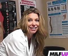 MILFs Kendal Kross And Toni Parceling out A Dick