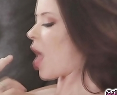 Abella sucked a dildo and fingers her assAnal Connexion Test 2