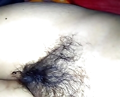 My nude desi wife in bed.