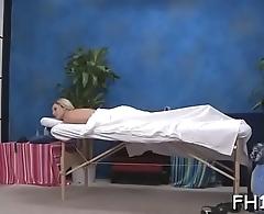 Huge dong massage