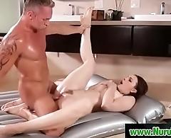 Nuru Massage - Box Set (Marcus London &amp_ Chanel Preston) nuru video-06