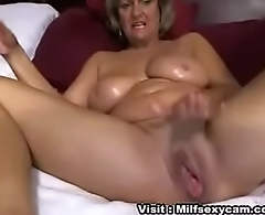 Fucking Hot Old woman From Milfsexycam.com Hot Masturbation