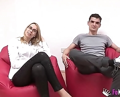 After 11 years married, they decide to film porn